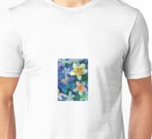 Frangipanis dream Unisex T-Shirt