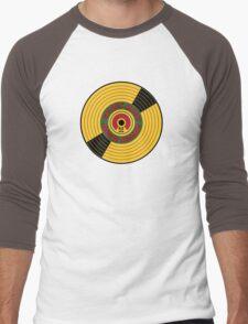 Reggae Records Men's Baseball ¾ T-Shirt
