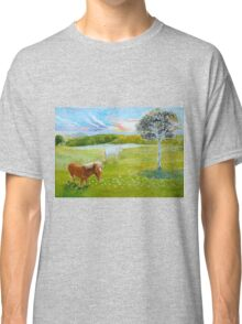 Serenity in the Field Classic T-Shirt