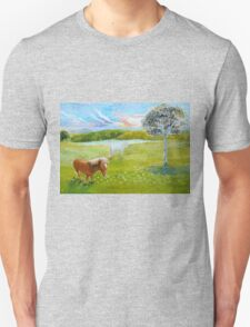 Serenity in the Field T-Shirt