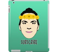 SUBSCRIBE iPad Case/Skin