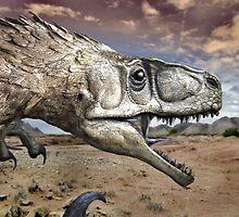 Utah Raptor by VASSdesign