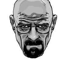 Heisenberg - Walter White - Breaking Bad by bleedart