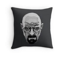 Heisenberg - Walter White - Breaking Bad Throw Pillow
