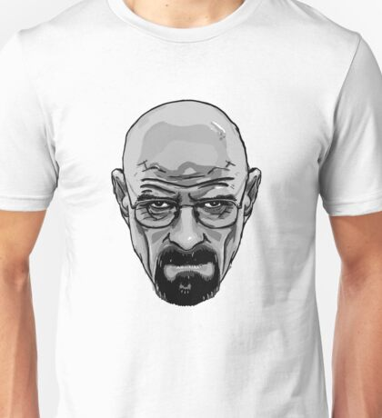 Heisenberg - Walter White - Breaking Bad Unisex T-Shirt