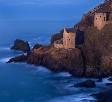 Botallack Crown Mines   by Rob Lodge