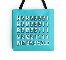 Flight of the Conchords - The Humans Are Dead - Binary Solo Tote Bag