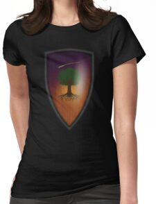 Ser Duncan the Tall: The Hedge Knight Variant Womens Fitted T-Shirt