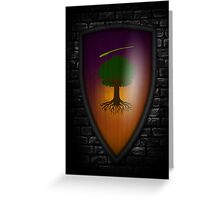 Ser Duncan the Tall: The Hedge Knight Variant Greeting Card