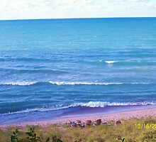 Lake Michigan by Gordon Sill