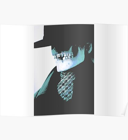 Skeleton SAM Poster