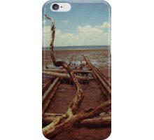 Mud Launch iPhone Case/Skin