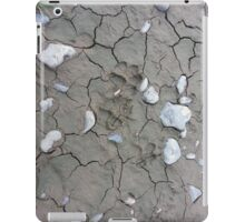 Mud Prints iPad Case/Skin