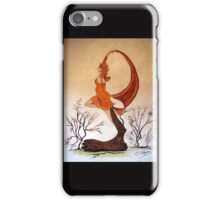 Art Nouveau -  'Mother Nature' iPhone Case/Skin