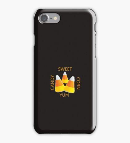Sweet Candy Corn iPhone Case/Skin