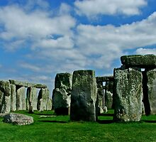 Stonehenge by Kim Slater