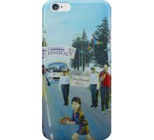 Colourful Mural (detail), Altona  iPhone Case/Skin