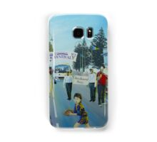 Colourful Mural (detail), Altona  Samsung Galaxy Case/Skin