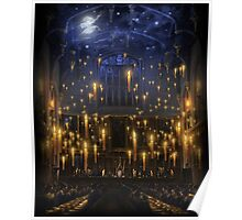 Hogwarts Great Hall Poster