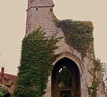 St Marys - Little Chart by Kim Slater