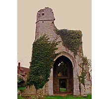 St Marys - Little Chart Photographic Print