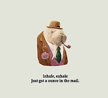 Walrus - Inhale, exhale Just got a ounce in the mail by chappi
