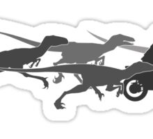 Raptor Squad Sticker