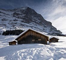 Beneath The Eiger by Mark Howells-Mead
