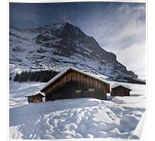 Beneath The Eiger Poster