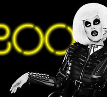 Boo! - Sharon Needles by aespinel