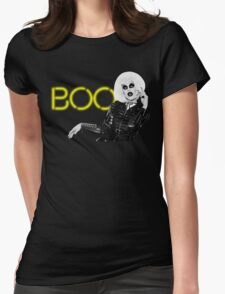 Boo! - Sharon Needles Womens Fitted T-Shirt