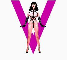 Queen V - Violet Chachki Unisex T-Shirt