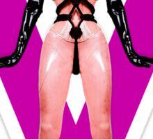 Queen V - Violet Chachki Sticker