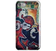 Scythian Designs Ibex & Griffin by Sheridon Rayment iPhone Case/Skin