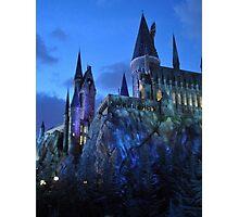 Castle 06 Photographic Print