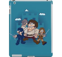 Have Fun Stormin' the Castle iPad Case/Skin