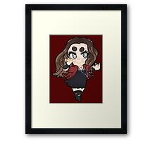 Marvel || Scarlet Witch (Age of Ultron) Framed Print