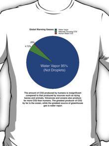 Global Warming Gasses T-Shirt