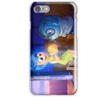 Joy and Sadness iPhone Case/Skin