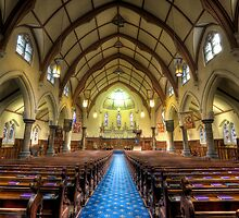 Scots' Church • Melbourne • Victoria by William Bullimore