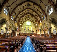 Scots' Church • Melbourne • Victoria by William Bullimore
