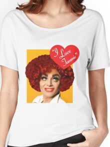 I Love Tammie Brown Women's Relaxed Fit T-Shirt