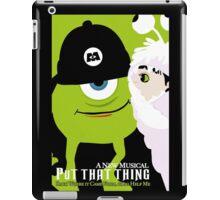 Wicked Inc. iPad Case/Skin