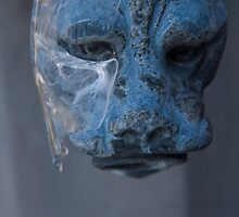 Melting Mask by KScholtz