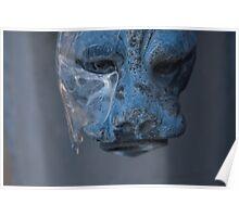 Melting Mask Poster