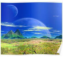 Across Pandoran Plains Poster