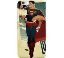 Classic Superman iPhone Case/Skin