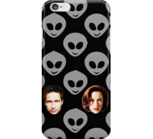 Fox and Dana iPhone Case/Skin