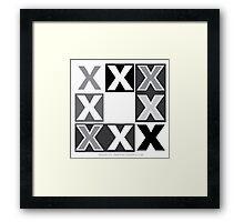 Design 273 Framed Print