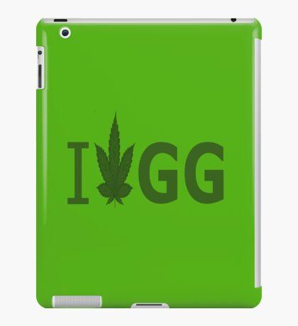 I Love GG iPad Case/Skin
